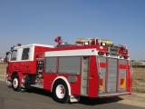 SCANIA PUMPER 2