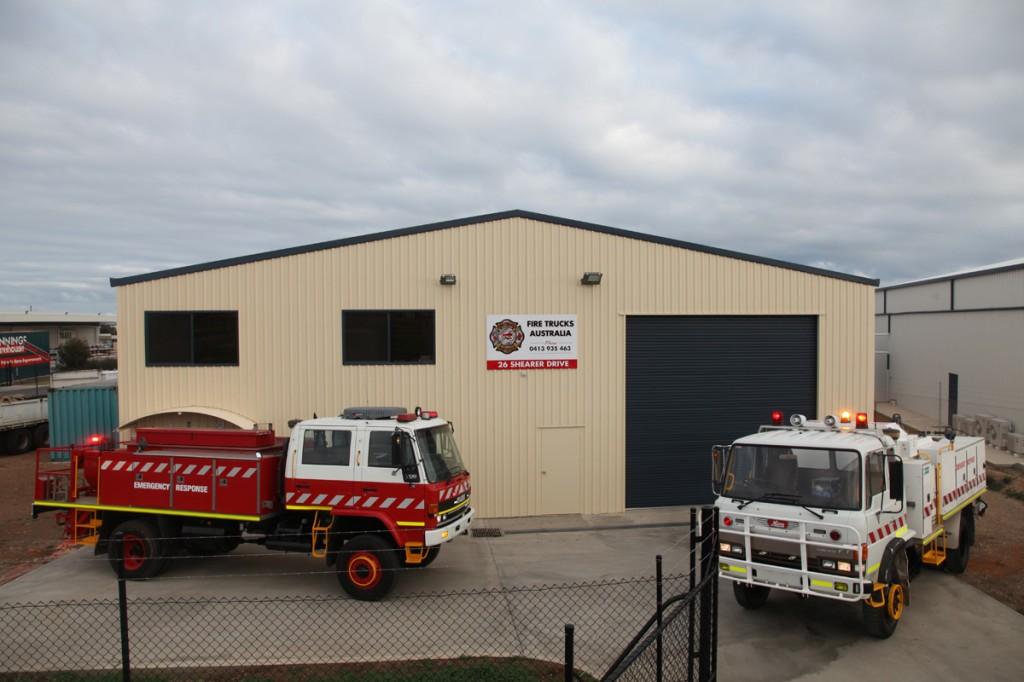 Fire Trucks Australia