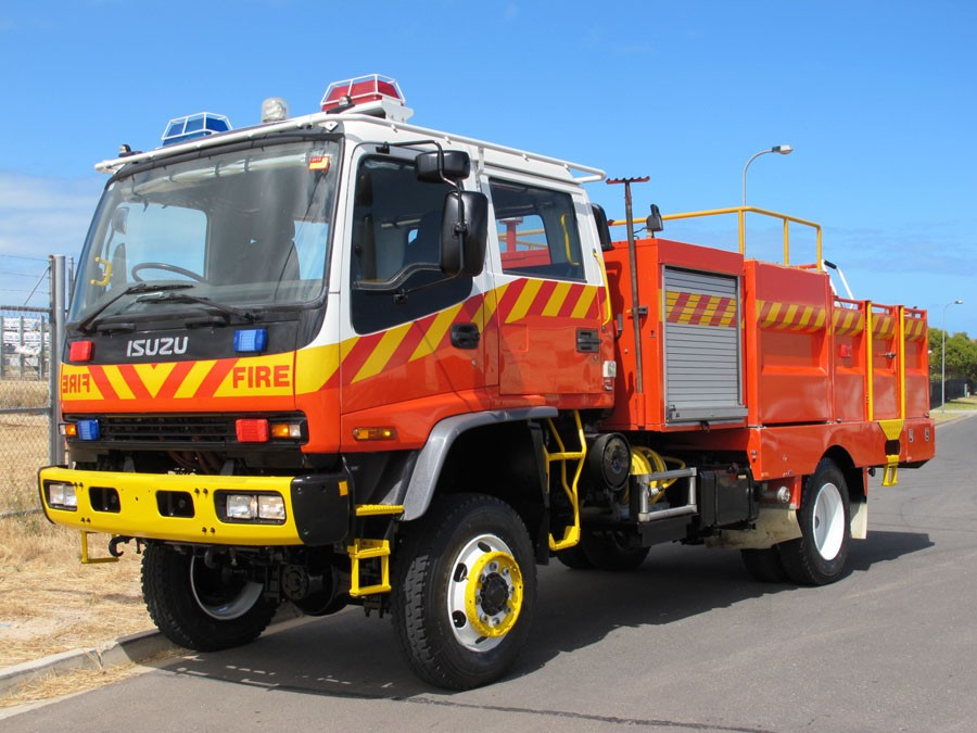 Emergency Vehicles For Sale - Fire Trucks Australia