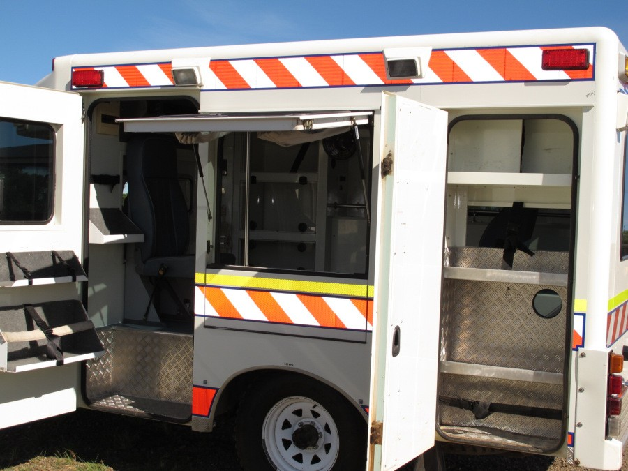 LANDCRUISER MODULE 03-Ambulance Condition Report