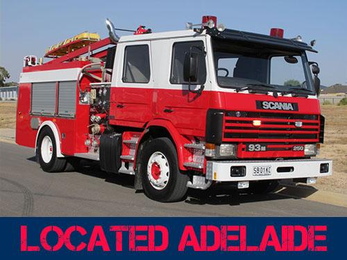 Fire trucks for sale australia wide delivery scania rescue pumper publicscrutiny Images