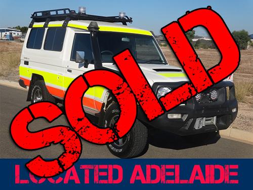 Quality Ambulances Delivered Australia Wide