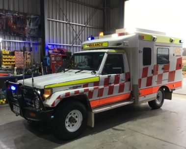 OzMinerals Ambulance Project
