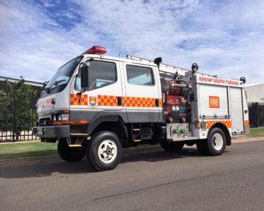 CFS Donation Vehicle